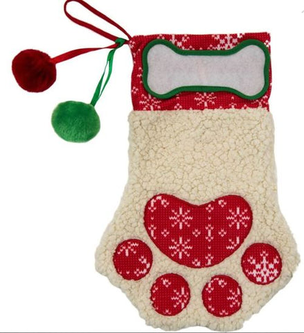 Holiday Paw Stocking - Outward Hound