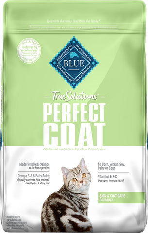 Blue Buffalo True Solutions Perfect Coat Cat 3.5#