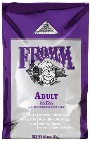 FROMMS CLASSIC ADULT K9 33#
