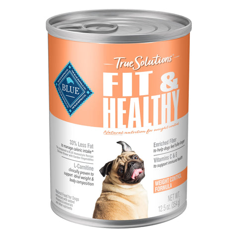 Blue Buffalo True Solutions Fit & Healthy K9 12.5oz