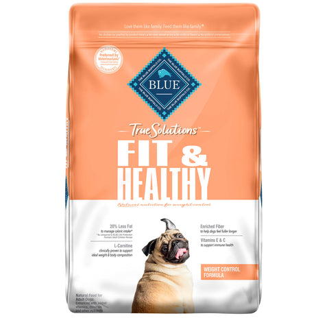 Blue Buffalo True Solutions Fit & Healthy K9 24#