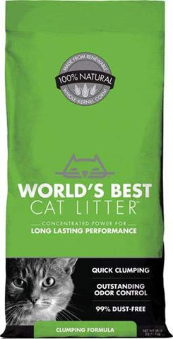 World's Best Cat Litter 14# Original