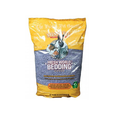 Sunseed Fresh World Bedding - Purple 2130 CI