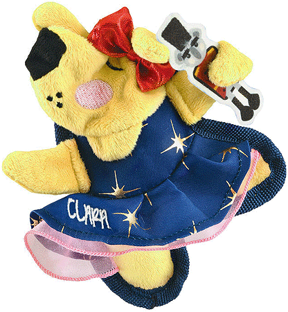 Outward Hound - Puppy Clara Nutcracker Invincible