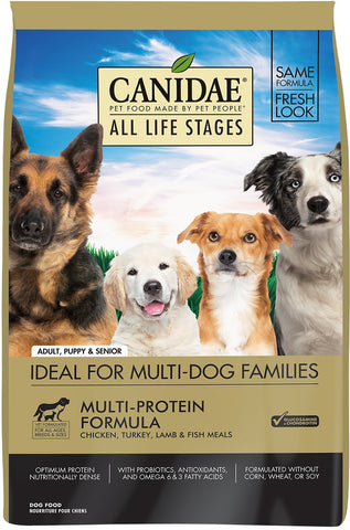 CANIDAE ALL LIFE STAGES 44#