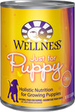 Wellness Just For Puppy Canned Recipe 12.5oz can