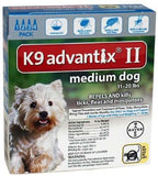 Advantix K9 11-20# 4 Pack