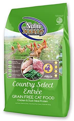 Nutrisource Grain Free Cat Country Select 15#