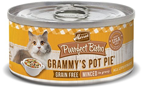 Purrfect Bistro Gammy's Pot Pie 5.5oz Cat