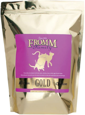 Fromm Kitten Gold 2.5#