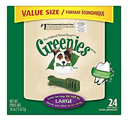 Greenies - Large Dog Tub (36oz)