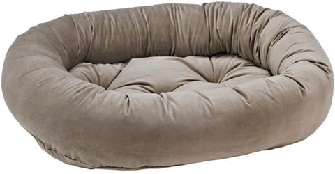 Bowser Donut Bed - Large Pebble