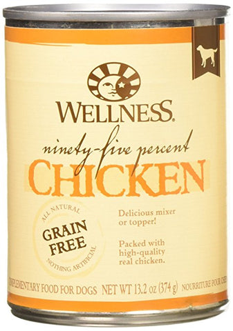 Wellness Chicken 13.2oz Dog Can