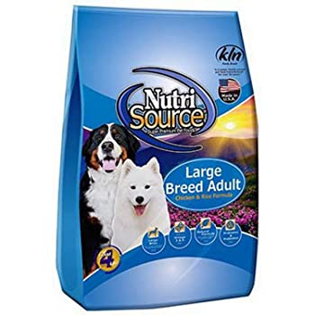 Nutrisource Large Breed Adult 30#