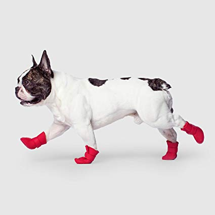 Wellies - Waterproof Dog Boots (2XL - 4 Pack)