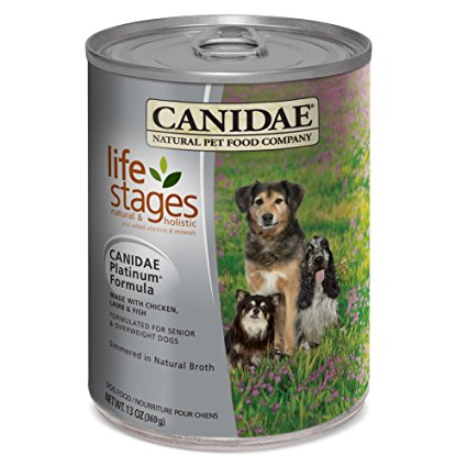 Canidae Life Stages Platinum Formula - 13oz Dog Can