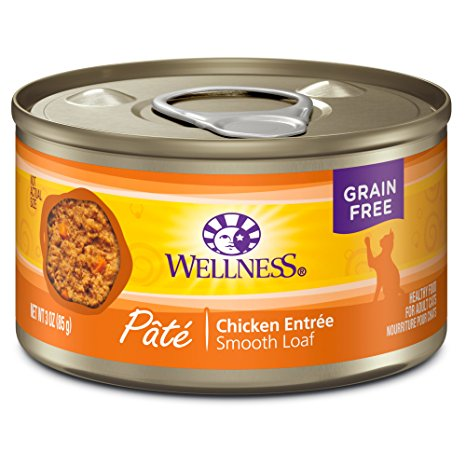 Wellness Chicken 3oz GF Variety