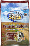 Nutrisource Dog Grain Free Prairie Select 30#