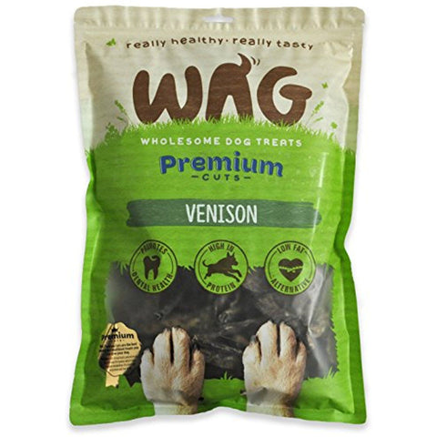 Wag Venison Wholesome Dog Treats (50g)