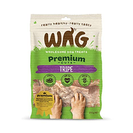 Wag Tripe Wholesome Dog Treats (50g)
