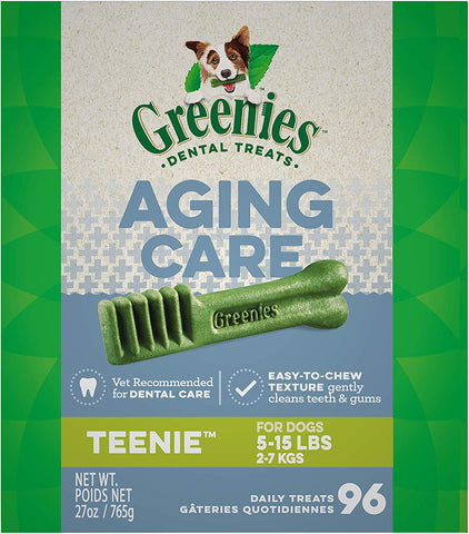 Greenies Teenie Tub - Mint Variety (27oz)
