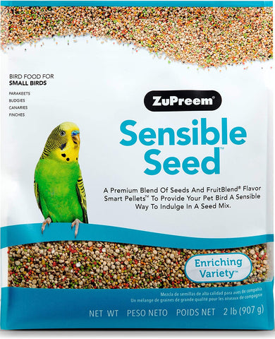 ZuPreem Sensible Seed Small Bird
