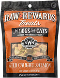 NW Naturals - Wild Caught Salmon Dog & Cat Treats (3oz)