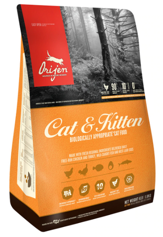 Orijen C USA Cat/Kitten 4#