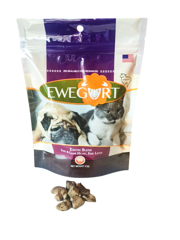 Ewegurt Treats - (3 Ounce)