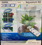 Marina 360 Aquarium Kit (10L)