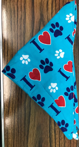 Rescue Made! Bandana's For Your Pet