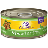 Wellness Cat Turkey 5.5oz GF Variety