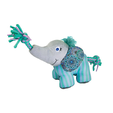 Kong Carnival Knots Elephant Dog Toy