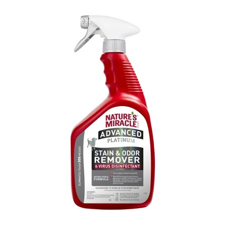 Natures Miracle S&O Remover and Virus Disinfectant 32oz