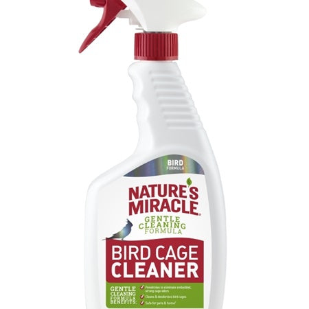 Natures Miracle Bird Cage Cleaner 24z