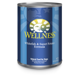 Wellness Complete Health Whitefish & Sweet Potato Dog Recipe 12.5oz