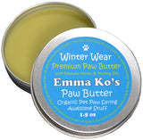 Emma Ko's Paw Butter - Winter Wear (1.5oz)