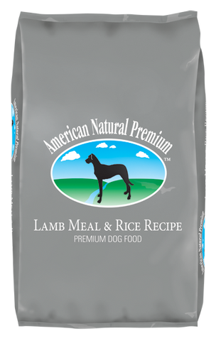 ANP Lamb & Rice Dog Food Formula (4#)