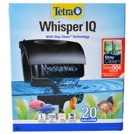 Tetra Whisper IQ Filter (20 Gallons)