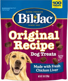 BIL JAC LIVER TREAT 10oz - 100 Treats