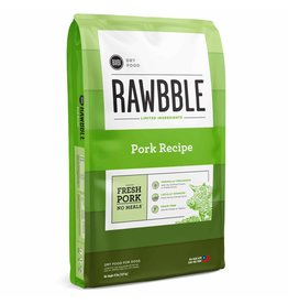 Rawbble Dog Food - Pork Recipe (24#)