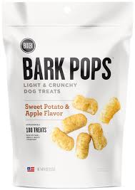 Bixbi - Bark Pops Dog Treats (Apple & Sweet Potato) 4oz