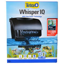 Tetra Whisper IQ Power Filter (30 Gallon)