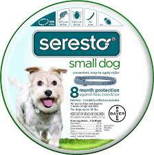 Seresto Collars - Small Dog