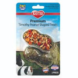 Kaytee Premium Timothy Peanut Shaped Treats (2 Pieces)