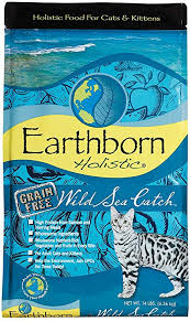 EARTHBORN FELINE WILD CATCH 14#