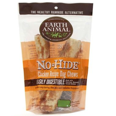 Earth Animal No Hide 2 Pack Chicken
