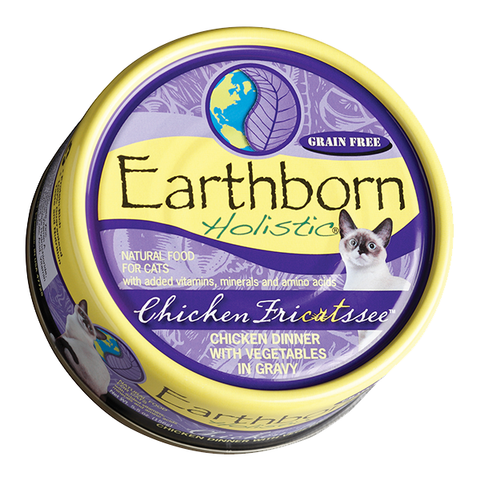 Earthborn Feline Chicken 5.5oz