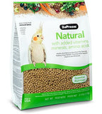 ZuPreem Natural Cockatiel 2.5#