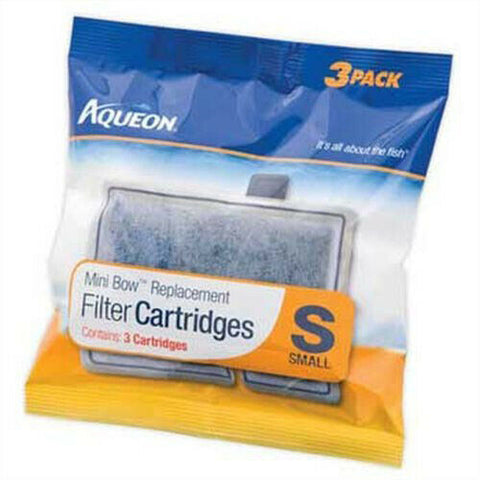 AQUEON SMALL CARTRIDGE 3PK